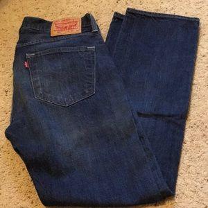 NWOT men's 501 Levi's jeans